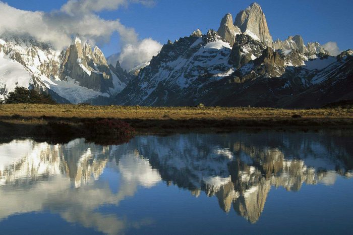 Central Patagonia in Residencies